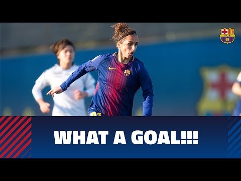 FC Barcelona Women score an awesome Olympic goal