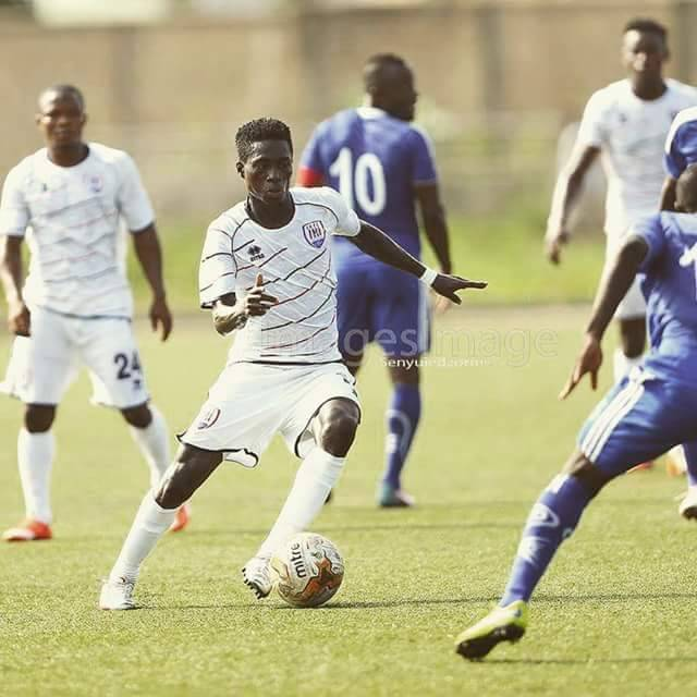 Former Inter Allies winger George Asamoah could sign for WAFA SC