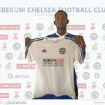 Goalkeeper Yusif Moro completes Berekum Chelsea move