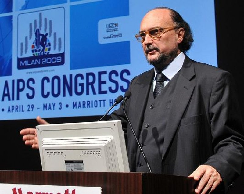 AIPS President Gianni Merlo protests CAF's decision to launch new Confederation of Africa Sports Press