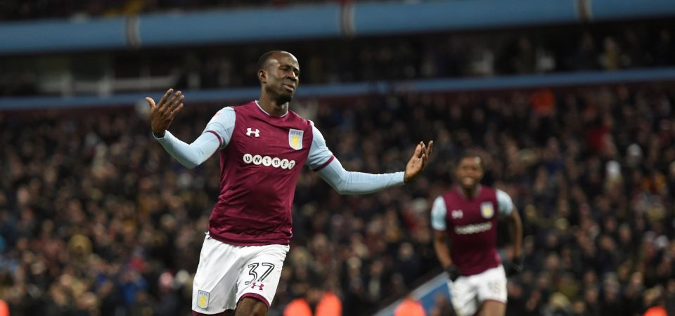 Talisman Albert Adomah almost certain to miss Aston Villa's game against Preston tonight