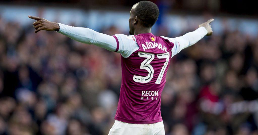 In-form Aston Villa winger Albert Adomah wants Ghana return