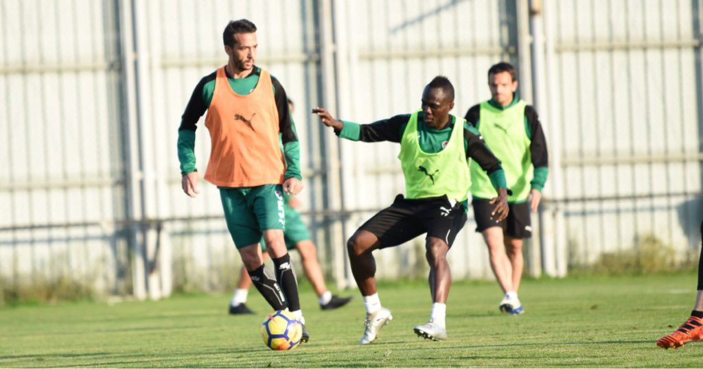 EXCLUSIVE: Bursaspor Suffer massive setback as Agyemang Badu is sidelined for 45 days