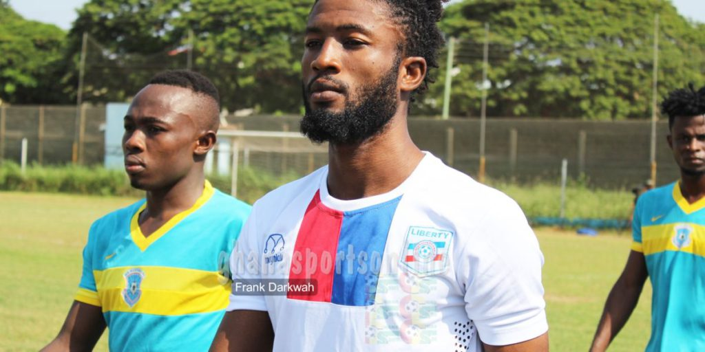 Azam FC striker Bernard Arthur reveals botched move to 'unserious' Hearts of Oak