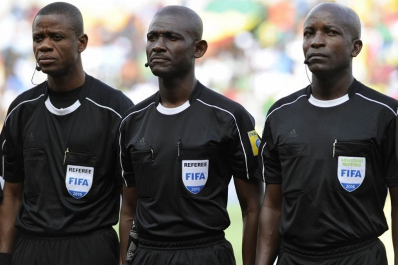 Referees chief Joseph Mensah expresses worry over David Laryea's fraudulent act reports