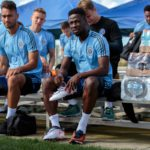 Ebenezer Ofori 'super excited' to re-sign for MLS side New York City FC