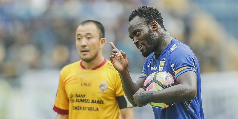 Persib Bandung start pre-season without injured former Chelsea star Michael Essien