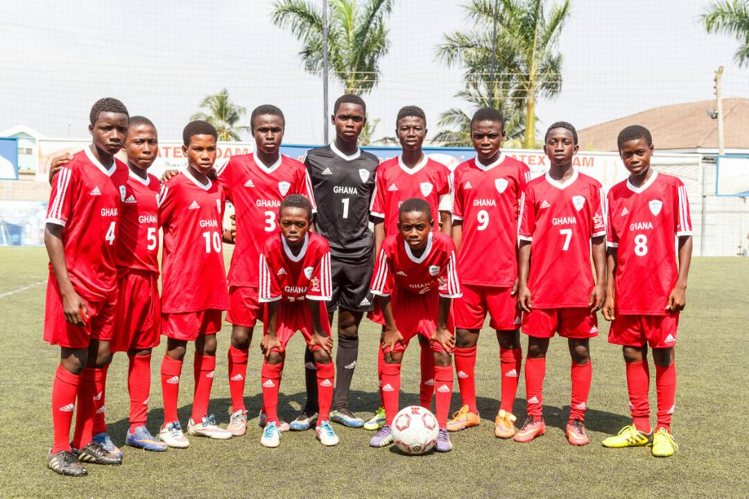 Lizzy Sports Academy To Represent Ghana At 2018 U13 Tournament In