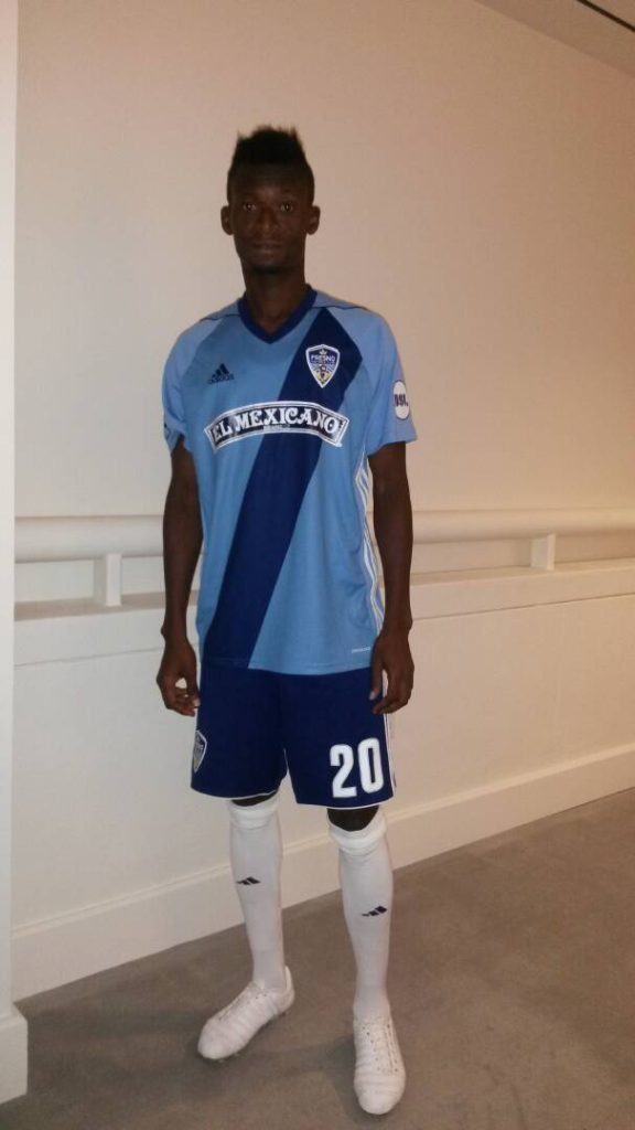 Ghanaian midfielder Abdul Rahim Alhassan completes a year move to US side Fresno FC