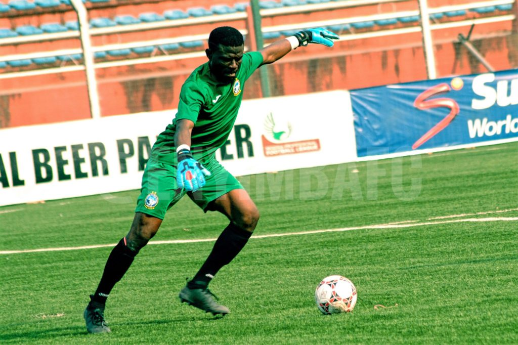 Ghana goalie Fatau Dauda makes NPFL team of the week with another clean sheet