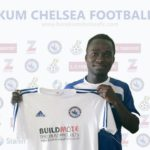 Berekum Chelsea sign 17-year-old winger Jonah Attaquaye on a three-year deal