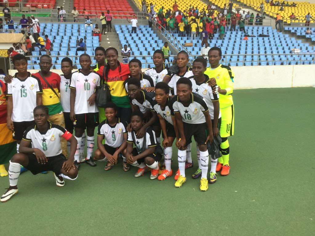 U17 WOMEN WORLD CUP: Ghana among three countries to represent Africa in Uruguay