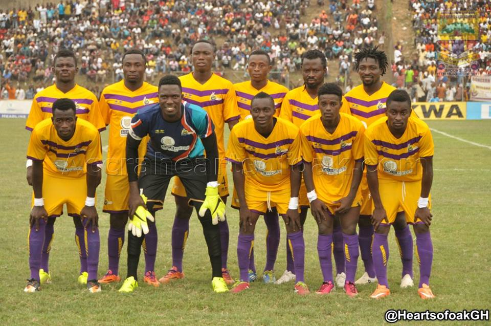 Medeama move ahead of Hearts, Kotoko in African rankings