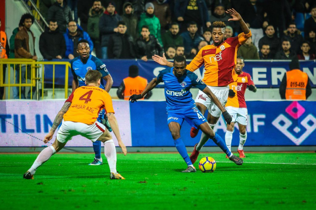 In-form Bernard Mensah's Kasimpasa takes on Asamoah Gyan's Kayserispor in Turkish league
