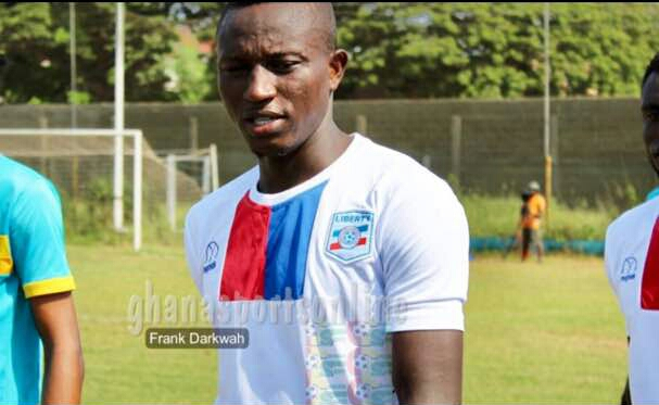 Liberty Professionals center back Yusif Mubarak completes AshGold switch
