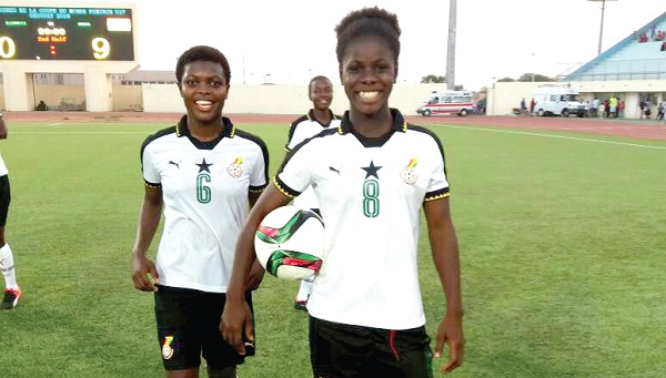 FIFA U17 WOMEN'S WORLD CUP: Black Maidens striker Mukarama Abdulai is Africa's top scorer in qualifiers