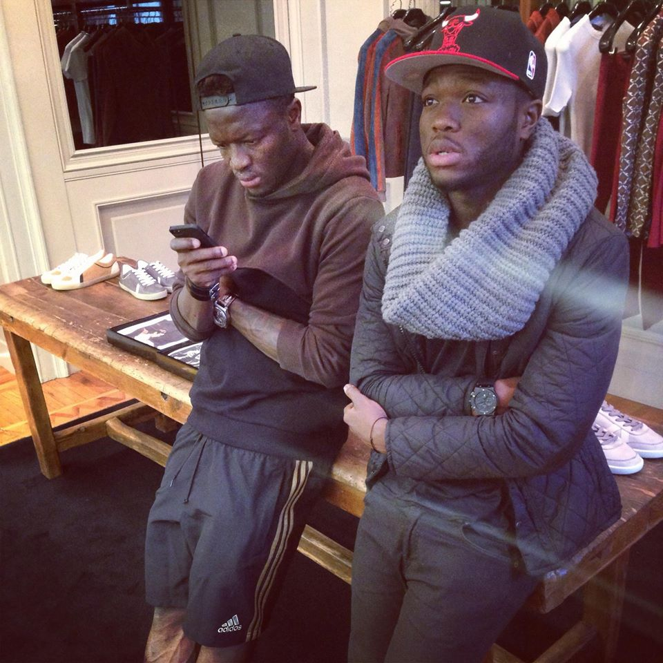 Muniru Sulley celebrates elder brother Muntari's Deportivo La Coruna move with 'the beast is back' Tweet