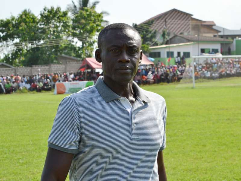 Star Madrid coach Michael Osei threatens to sack non-performing players
