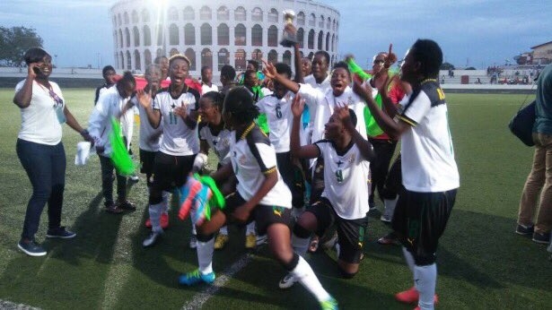 Black Queens beat Ivory Coast to lift maiden WAFU Women's Zone B Cup