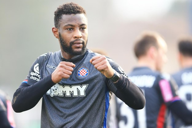 Ghanaian striker Said Ahmed Said excited with HNK Hajduk Split derby win over Dinamo Zagreb