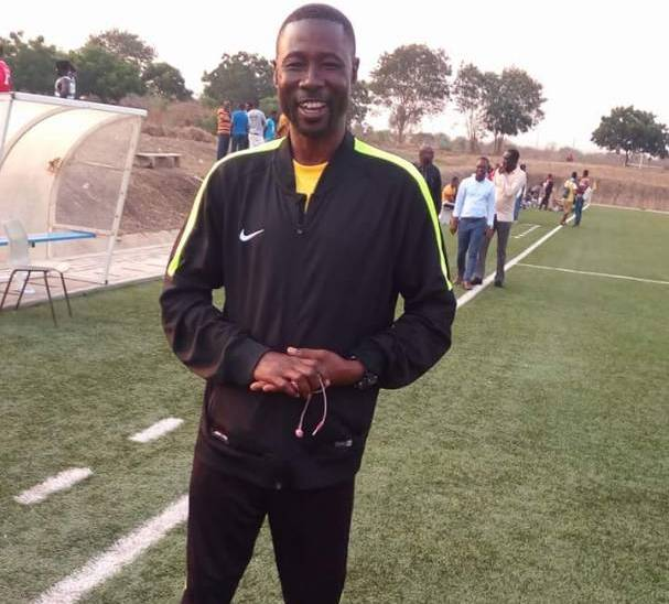 Somaila-based coach Alhaji Sokpari wants to use current job as a springboard
