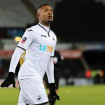 Jordan Ayew wins Swansea City Player of the month award for second time