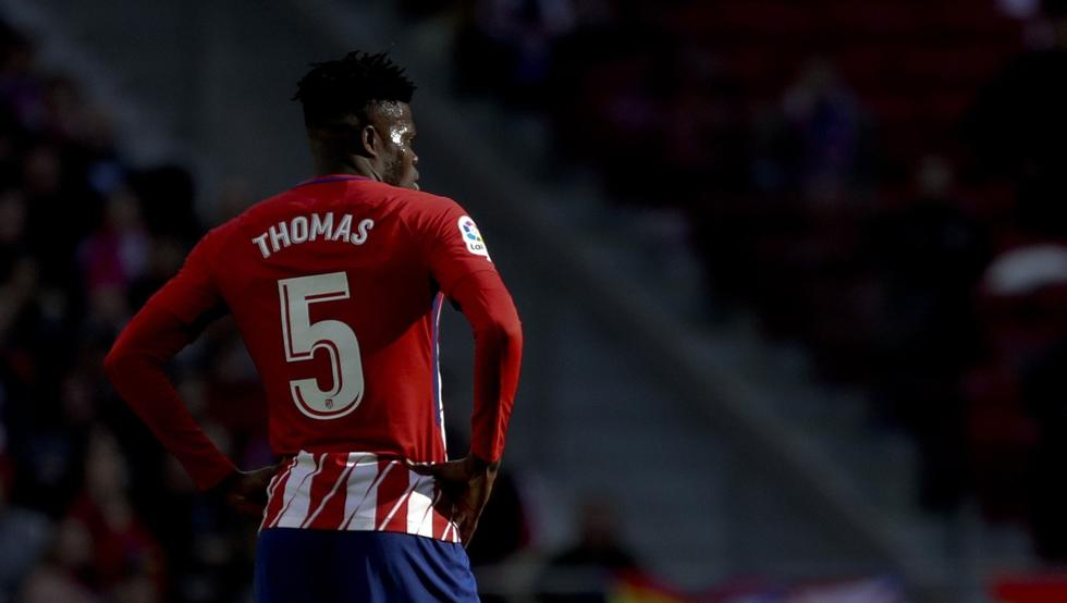 Thomas Partey racks up numbers after regaining starting berth at Atlético Madrid