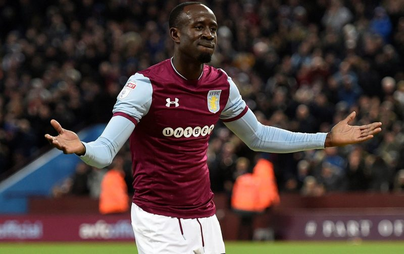Steve Bruce speaks about the importance of Albert Adomah to Aston Villa