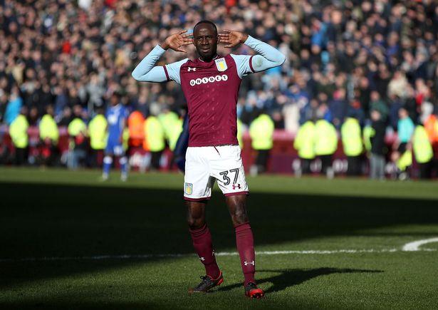 Albert Adomah rates strike against Birmingham City as 'his second best'