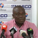 PLB chairman Ashford Tettey-Oku bemoans lack of Ghana League sponsorship