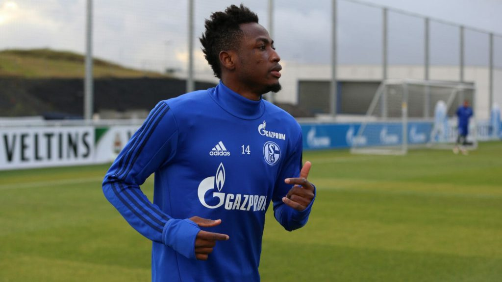 Schalke 04 defender Baba Rahman describes Domenico Tedesco as a great manager