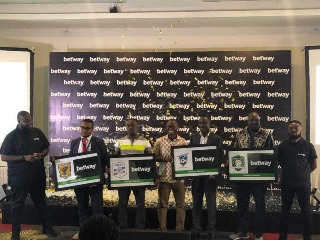 Ghana champions Aduana Stars secure sponsorship with Betway