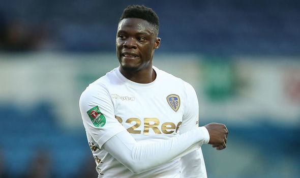 Ghana's Caleb Ekuban returns from injury for Leeds United in draw with Bristol City