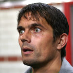 PSV gaffer Philip Cocu mopes over Lumor's slip to Portugues side Sporting Lisbon