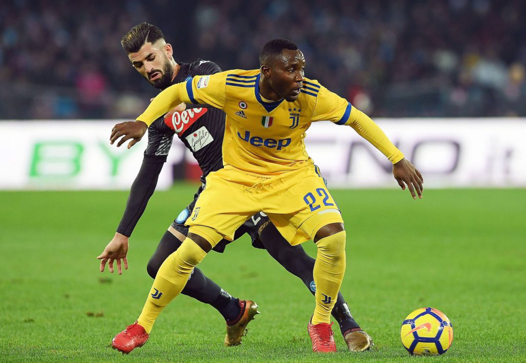 Juventus star Kwadwo Asamoah charges team mates to stay focused on Serie A title chase