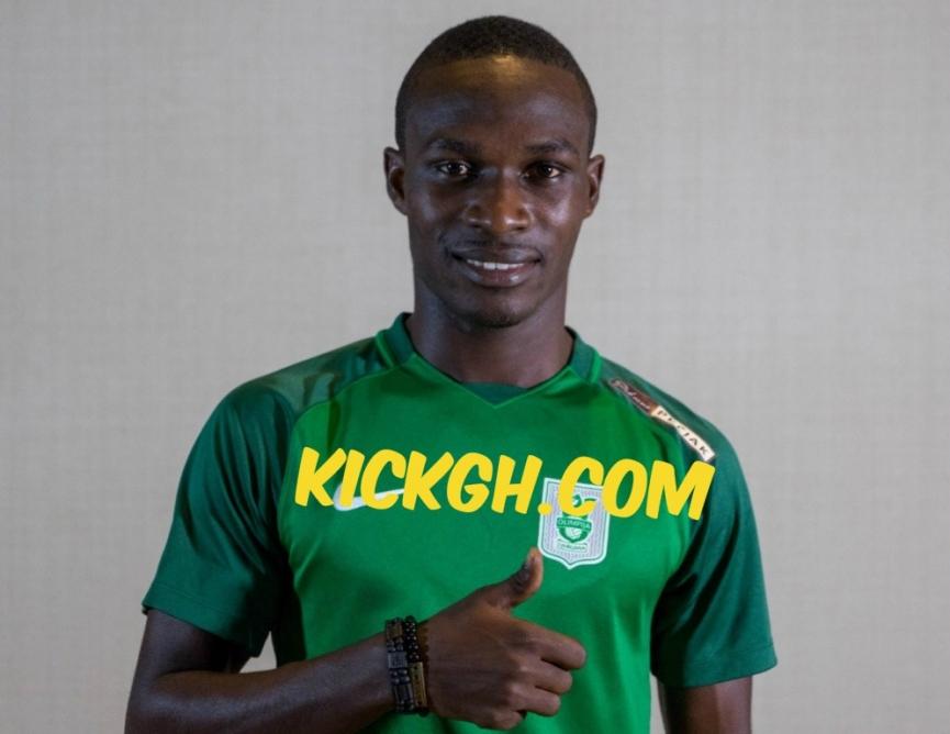 Ghanaian youngster Eric Boakye joins Slovenian giantsOlimpija Ljubljana on loan
