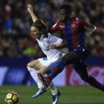 VIDEO: Watch Emmanuel Boateng's stupendous strike against Real Madrid