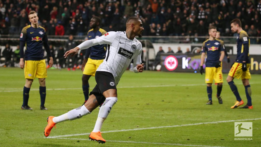Ecstatic KP Boateng eyes Europa League qualification with Eintracht Frankfurt