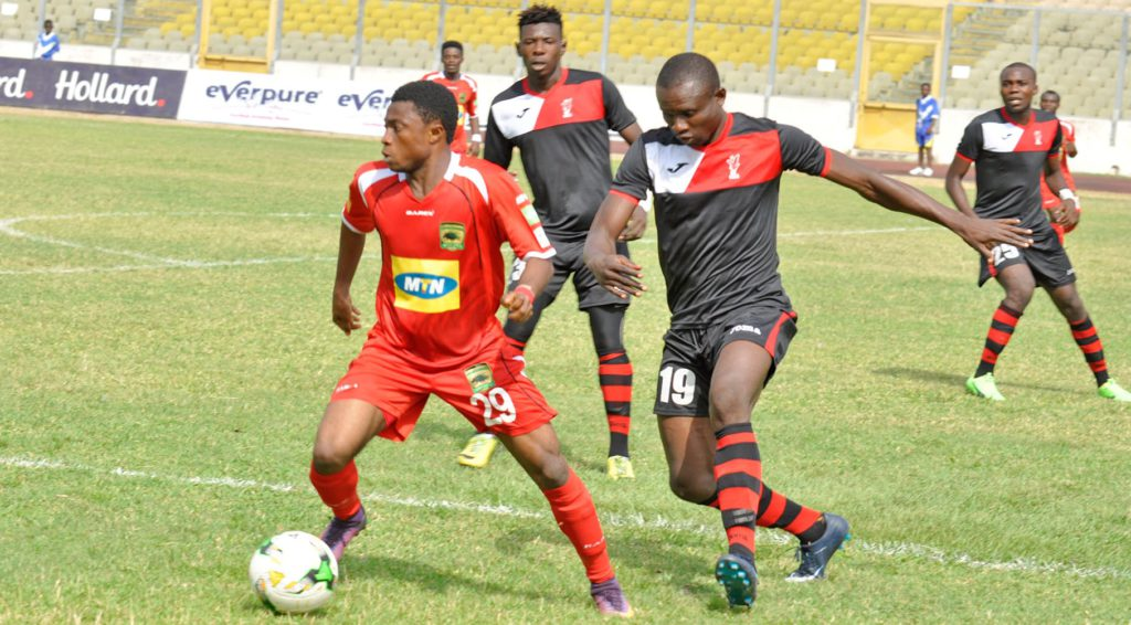 Ghana's Ambassador to Congo assures Asante Kotoko of his support ahead of CARA Club clash