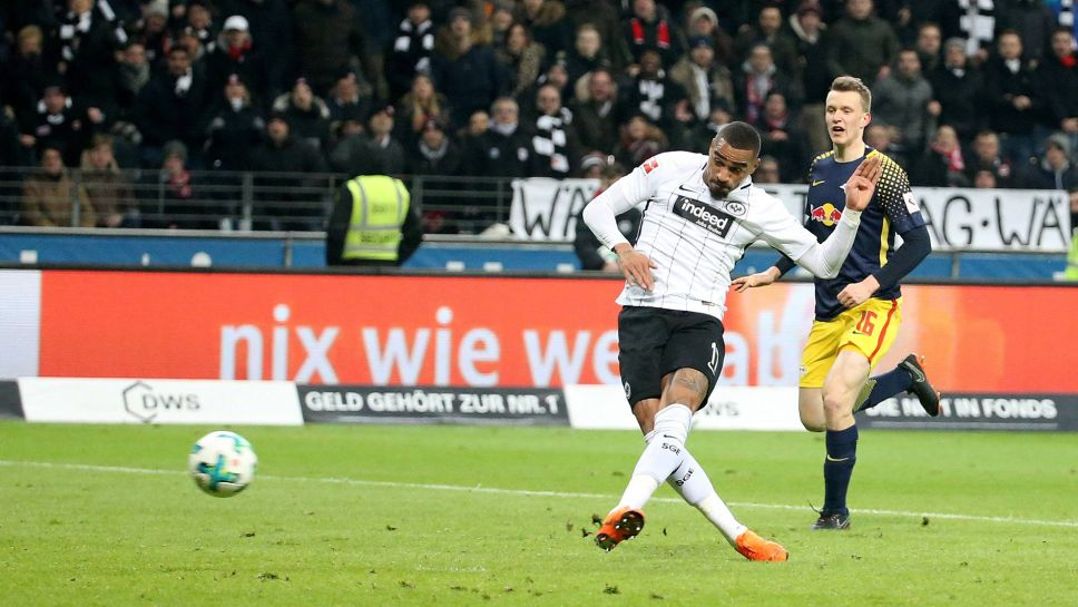 Ghana midfielder Kevin Prince Boateng powers Eintracht Frankfurt to 2-1 win over Leipzig