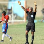Referee Reginald Lathbridge to face GFA wrath