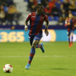 Ghanaian striker Emmanuel Boateng determined to keep scoring for UD Levante