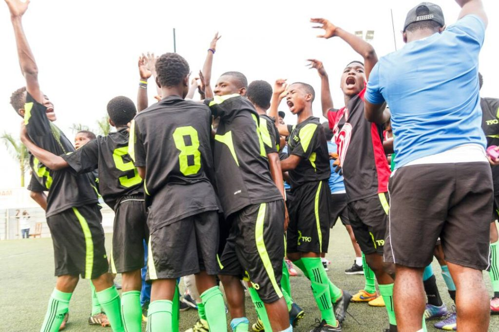 Lizzy U 13 Team To Represent Ghana At Dubai Intercontinental