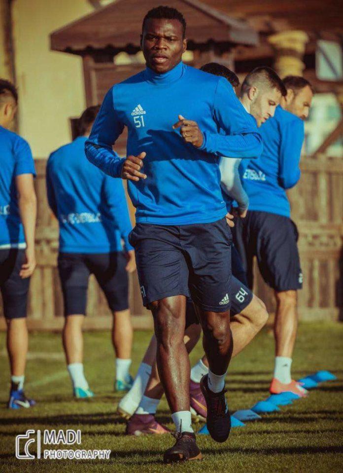 Ghanaian midfielder David Mawutor completes FC Zhetysu move