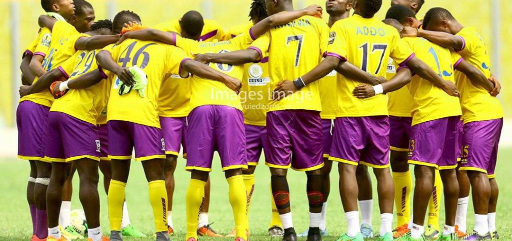 Premier League side Medeama SC named fair play team of last season's MTN FA Cup
