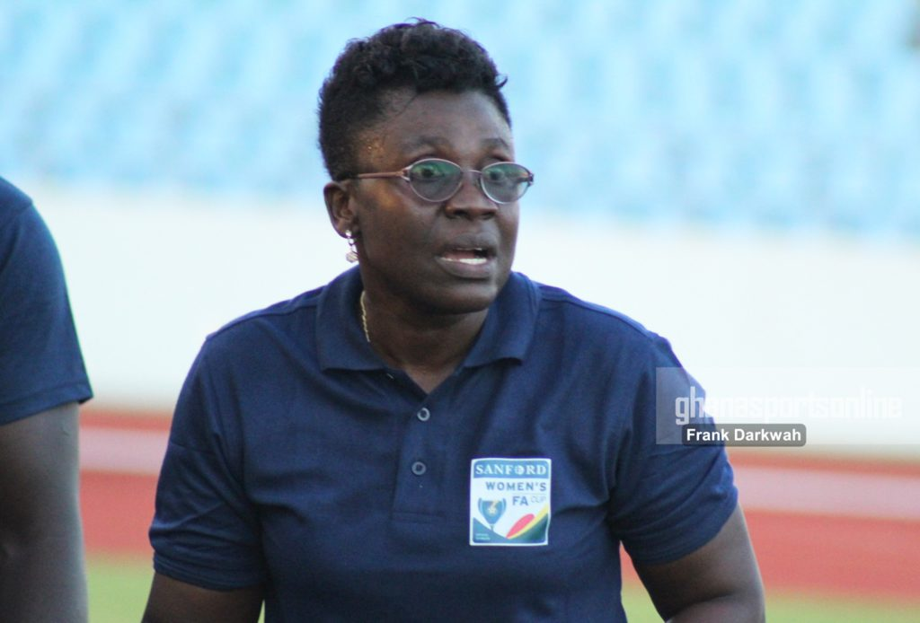 2018 WPMEN WAFU NATIONS CUP: Acting Black Queens coach Mercy Tagoe bemoans inefficient attack in 1-0 defeat to Ivory Coast
