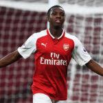 VIDEO: Eddie Nketiah hits brace as Arsenal U23 thump Liverpool 4-0