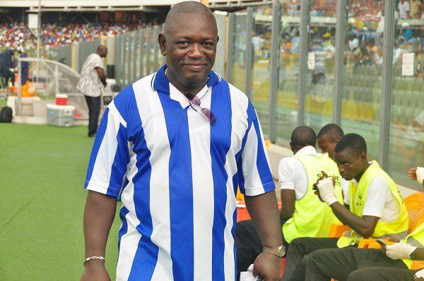 Great Olympics chief Oloboi Commodore discloses cause of club's inconsistent Ghana League form
