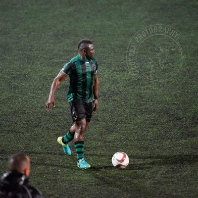 Injured Rahim Ayew hoping to return stronger after a bright start to the season in Gibralter