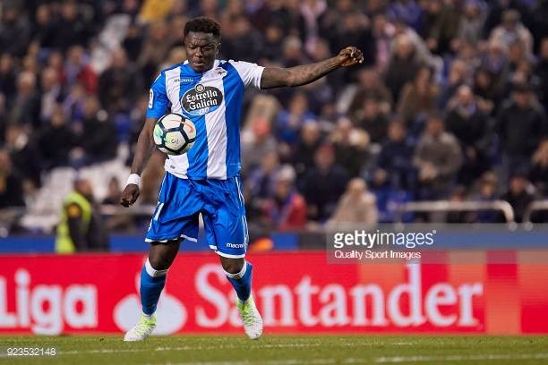 Sulley Muntari's debut for Deportivo La Coruna ends in barren draw with Espanyol